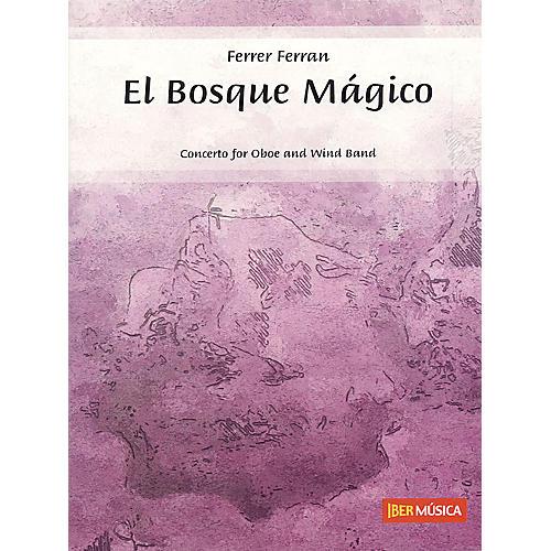 De Haske Music El Bosque Magico Concert Band-thumbnail