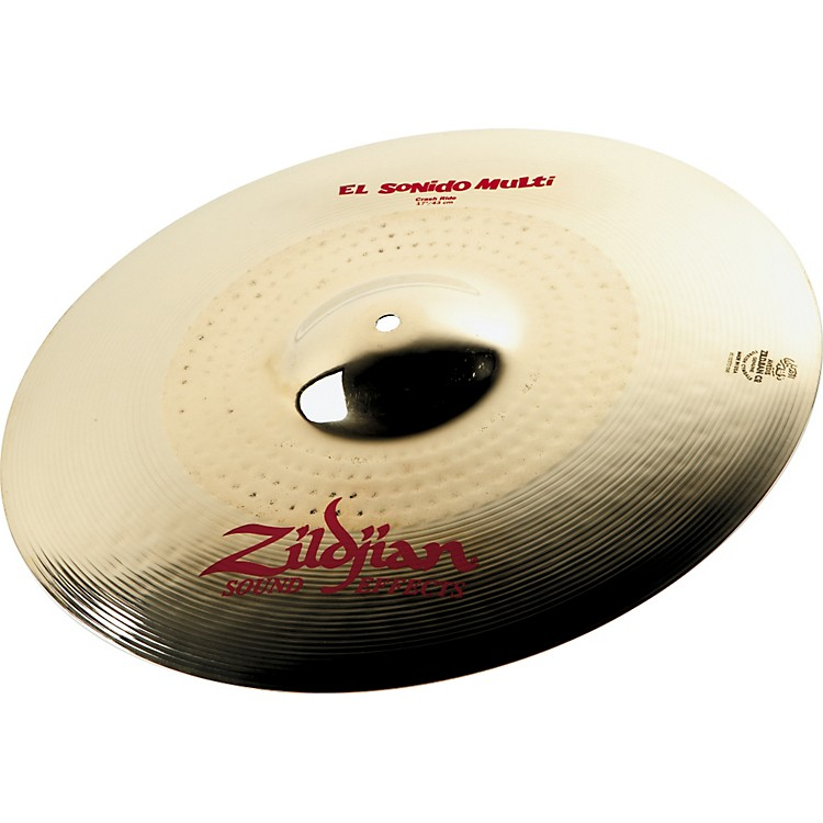 Zildjian El Sonido Multi Crash Ride 17 IN