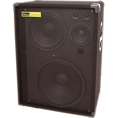 AccuGroove El Whappo Bass Cabinet