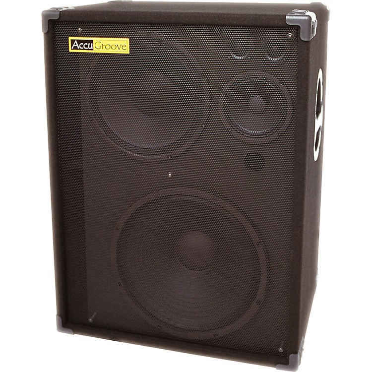 AccuGrooveEl Whappo Bass Cabinet