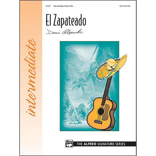 Alfred El Zapateado Intermediate Sheet Piano
