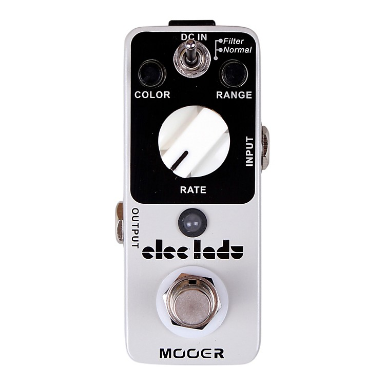 MooerEleclady Classic Analog Flanger Guitar Effects Pedal