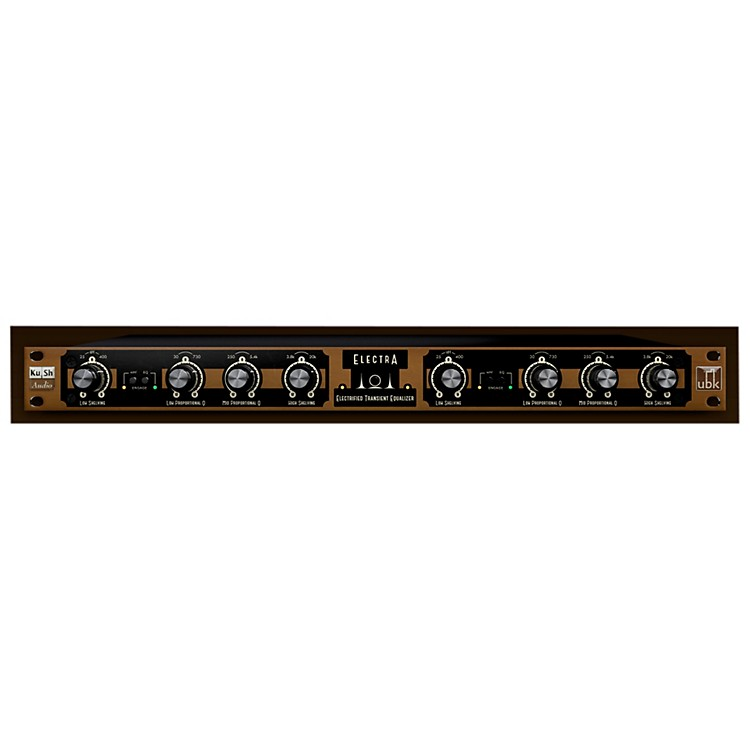 Kush Audio Electra Dual Channel Electrified Transient Equalizer
