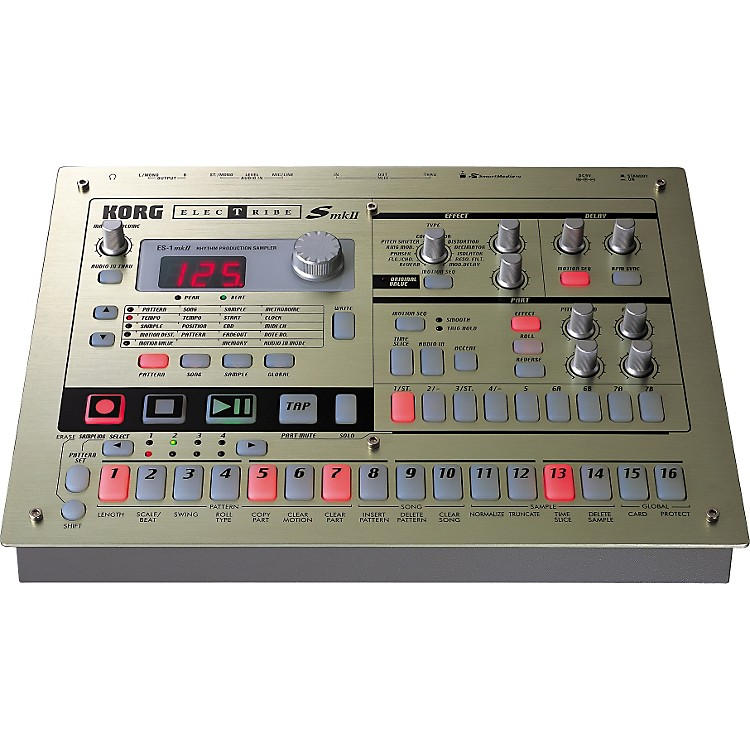 KorgElectribe ES-1 MKII Sampler