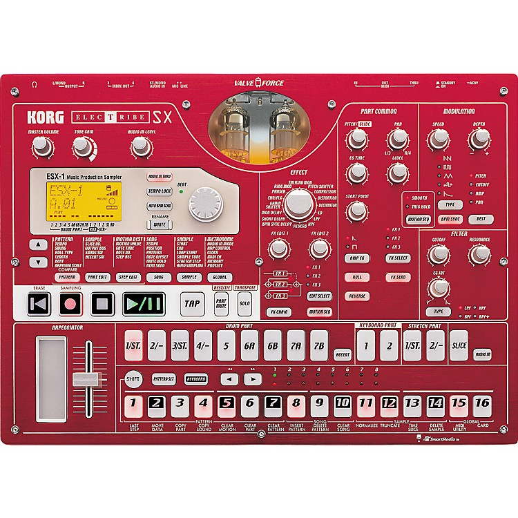 KorgElectribe ESX-1 Music Production Sampler