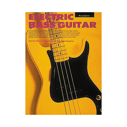 Hal Leonard Electric Bass Guitar Book