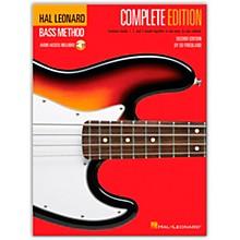 Hal Leonard Electric Bass Method - Second Edition (Book/Online Audio)