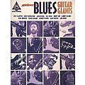 Hal Leonard Electric Blues Guitar Giants Book  Thumbnail