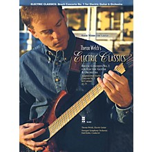 Music Minus One Electric Classics - Bruch Concerto No. 1 for Guitar Music Minus One Series Softcover with CD
