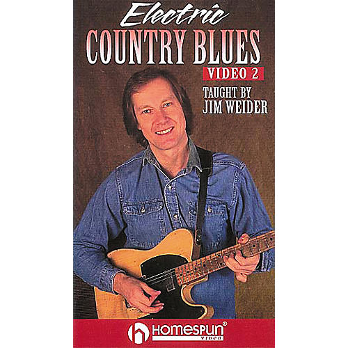 Homespun Electric Country Blues 2 (VHS)