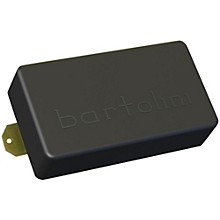 Bartolini Electric Guitar 6-String PAF Rock Humbucker Dual Coil Bridge Pickup Nickel
