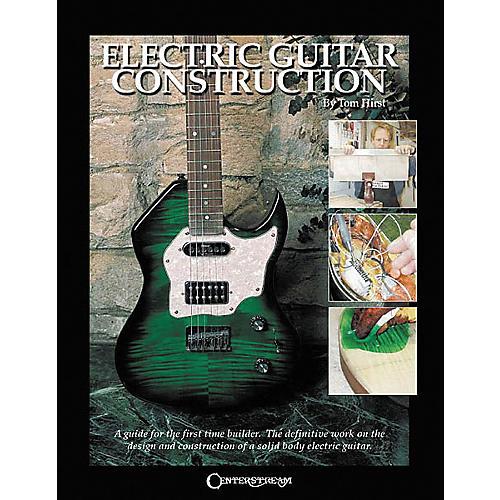 Centerstream Publishing Electric Guitar Construction Book-thumbnail