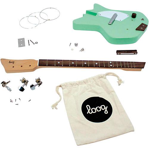 Hal Leonard Electric Guitar Kit Green