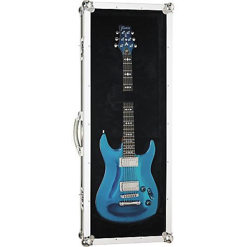 RockCase by Warwick Electric Guitar Plexiglas Display Case-thumbnail