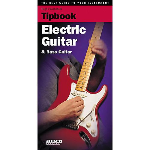 Tipbook Electric Guitar and Bass Guitar Book