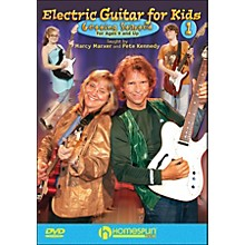 Homespun Electric Guitar for Kids, DVD One
