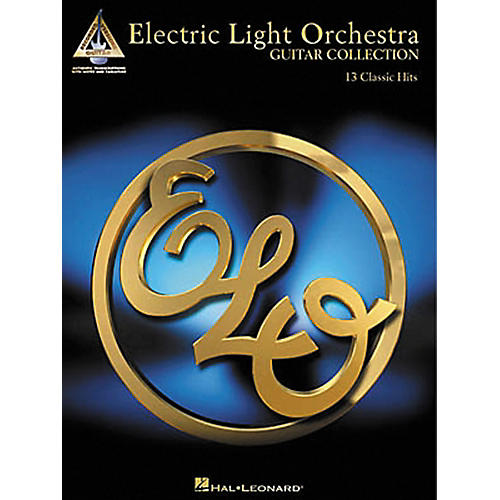 Hal Leonard Electric Light Orchestra Collection Guitar Tab Songbook
