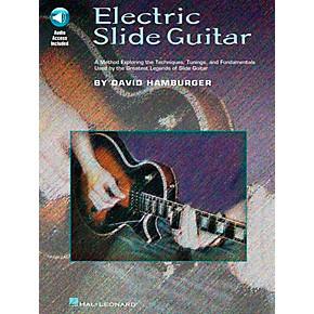 hal leonard electric slide guitar book cd musician 39 s friend. Black Bedroom Furniture Sets. Home Design Ideas