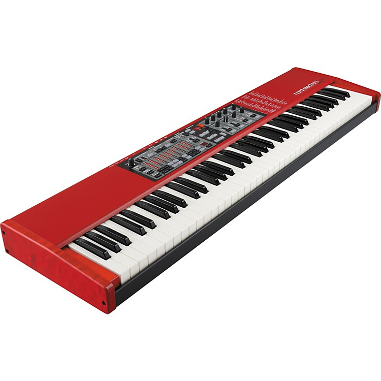 nord electro 3 seventythree stage piano organ musician 39 s friend. Black Bedroom Furniture Sets. Home Design Ideas