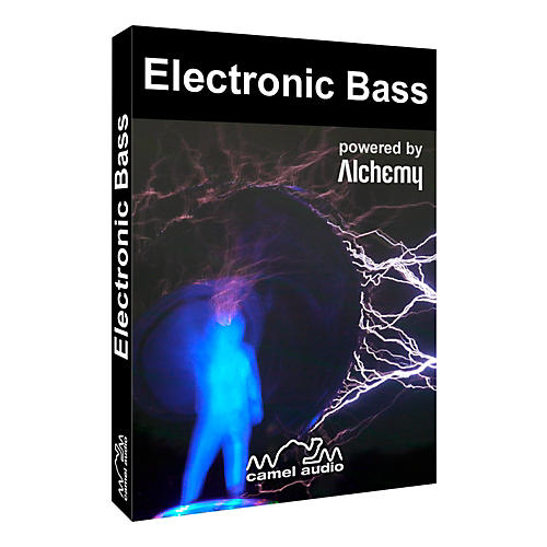 Camel Audio Electronic Bass - Alchemy Sound Library Software Download
