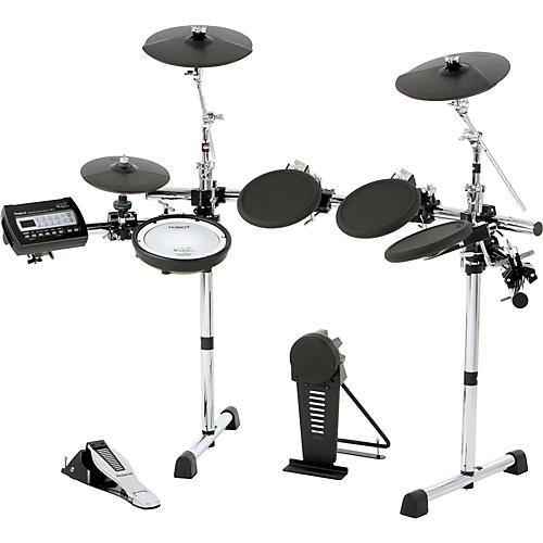 Roland Electronic Drum Set with Gibraltar Rack-thumbnail
