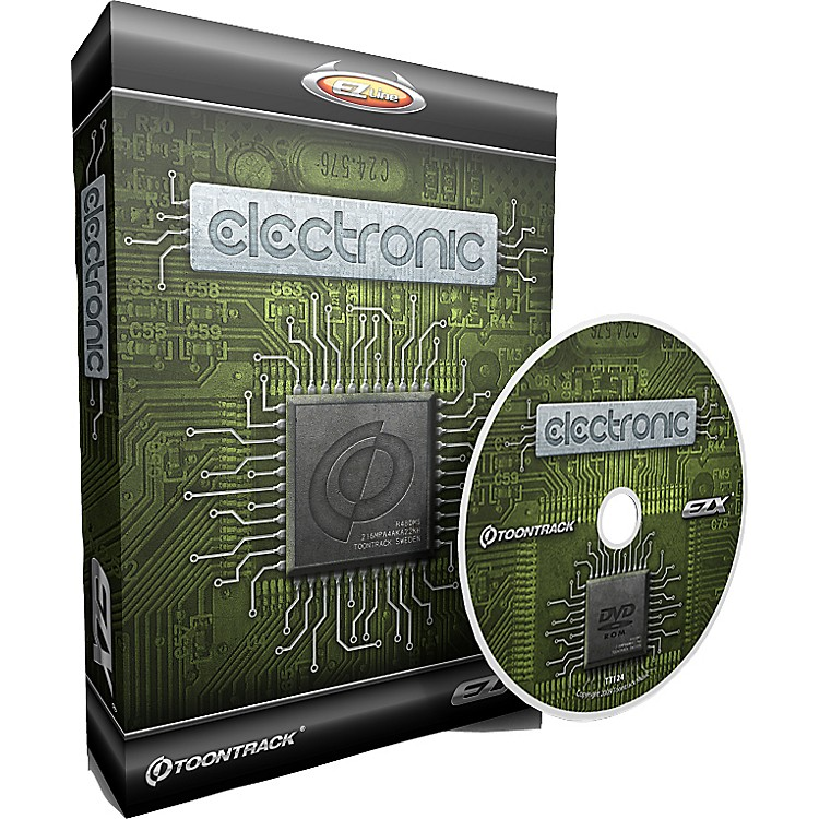 Toontrack Electronic EZX Software  Download