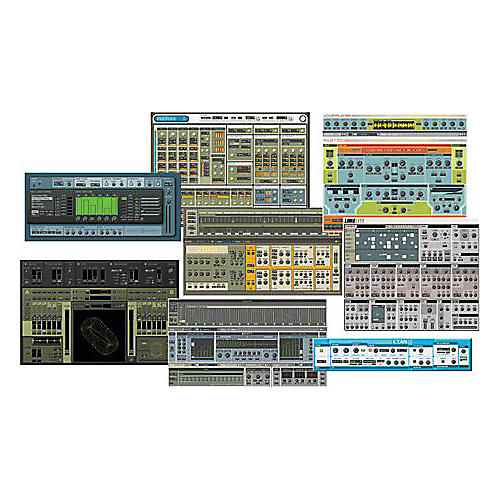 Native Instruments Electronic Instruments 2 XT Standalone/Plug-In Software Instrument Collection-thumbnail