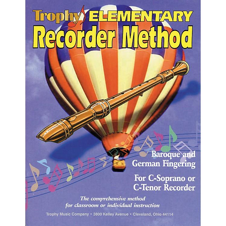 TrophyElementary Recorder Method