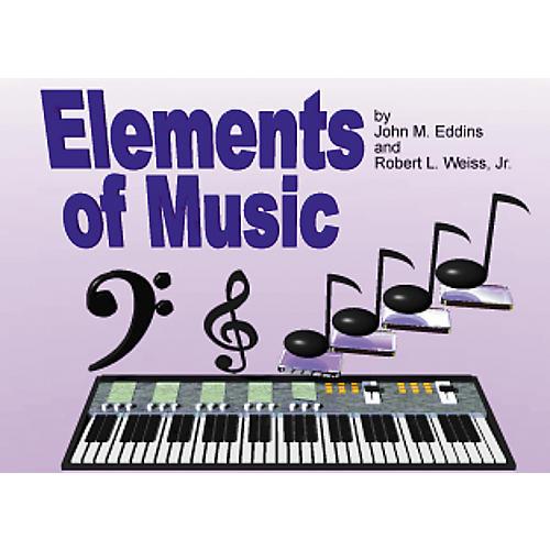 ECS Media Elements of Music Lab Pack Hybrid CD