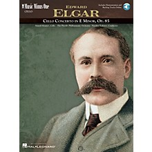 Music Minus One Elgar - Violoncello Concerto in E Minor, Op. 85 (2-CD Set) Music Minus One Series Softcover with CD