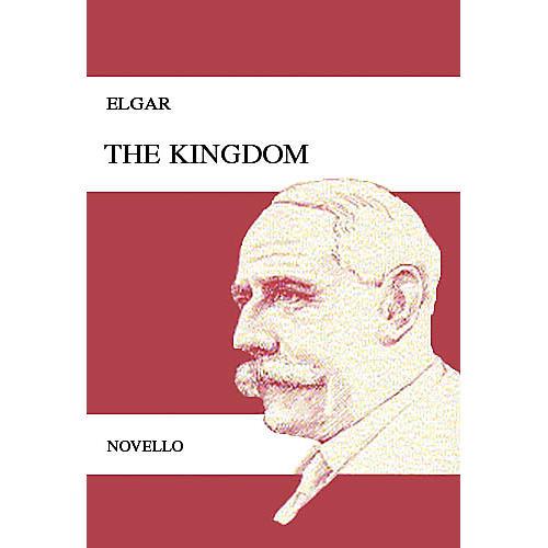 Music Sales Elgar: The Kingdom Music Sales America Series-thumbnail