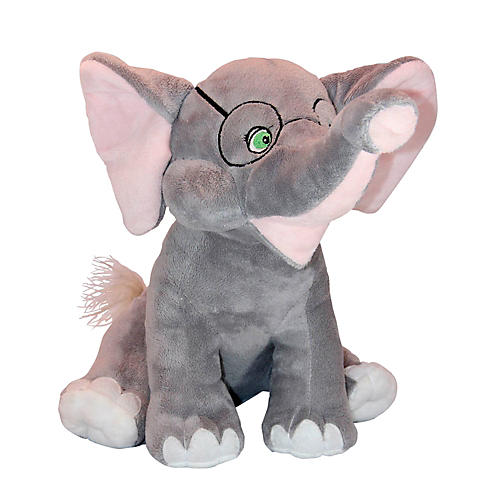 Hal Leonard Eli The Elephant Plush Toy (Part Of Freddie The Frog Series)