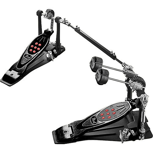 Pearl Eliminator P2002C Black Chain Drive Double Pedal