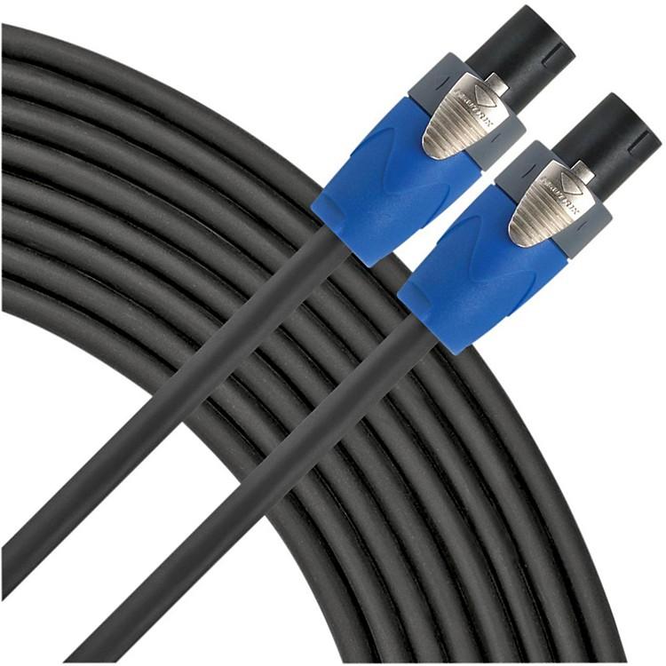 Live WireElite 12-Gauge Speakon-Speakon 2-Pole Speaker Cable100 Foot