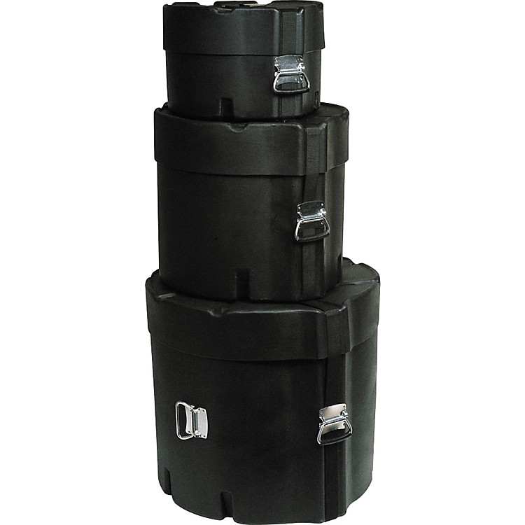 Protechtor Cases Elite Air Bass Drum Case Ebony 22x18 Inches