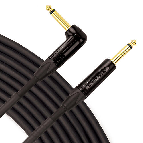 Live Wire Elite Angle-Straight Instrument Cable