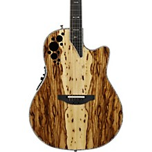 Ovation Elite Plus African Chechen Acoustic-Electric Guitar