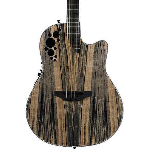 Ovation Elite Plus Series C2078AXP-DW Dragon Wood Acoustic-Electric Guitar