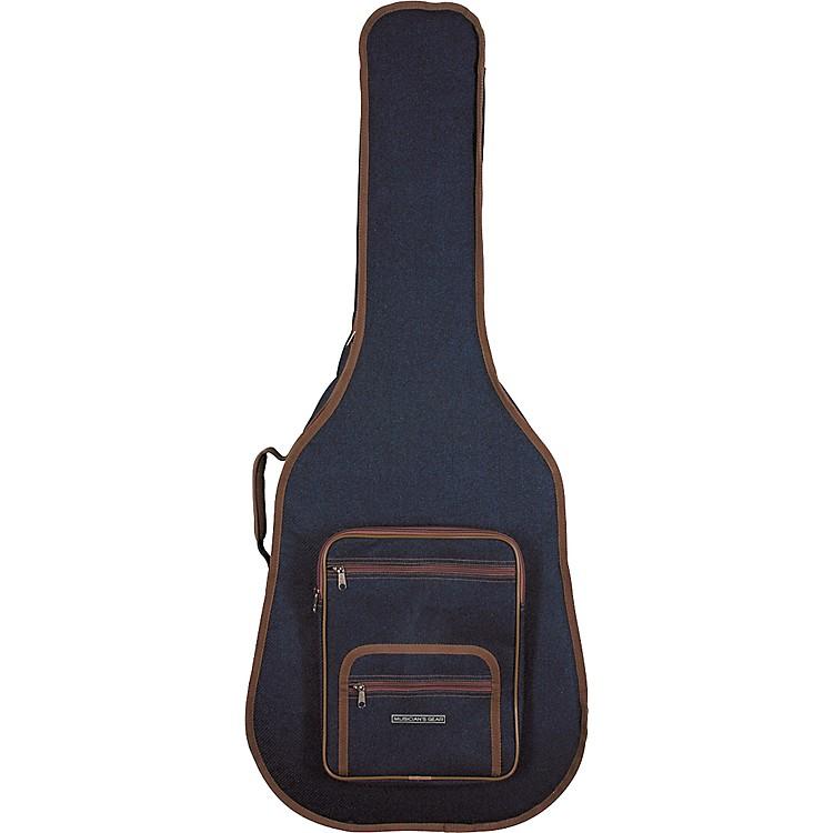 musician 39 s gear elite series acoustic guitar gig bag musician 39 s friend. Black Bedroom Furniture Sets. Home Design Ideas