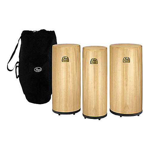 Pearl Elite Tube Cajon Set with Bag