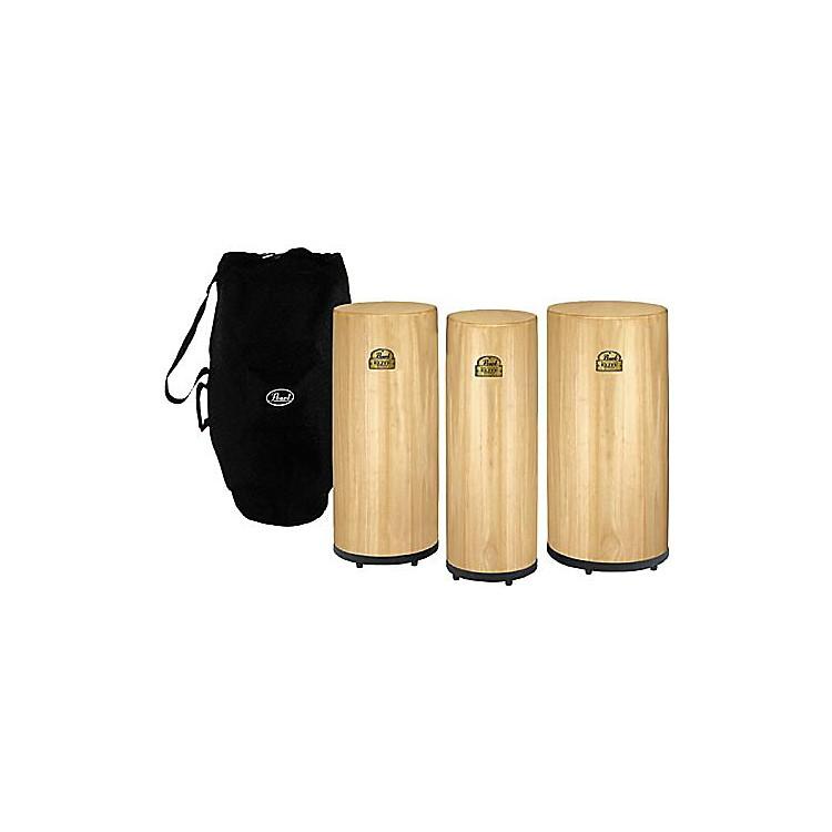 PearlElite Tube Cajon Set with Bag