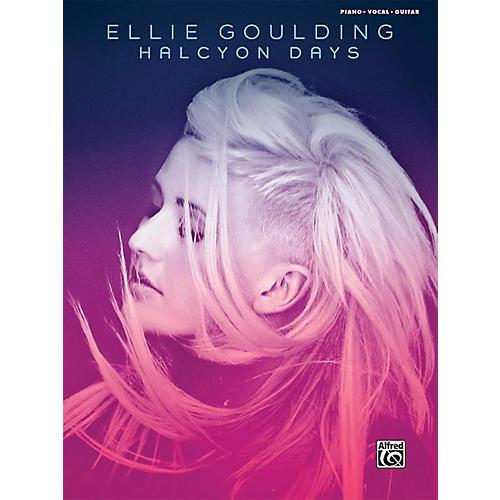 Alfred Ellie Goulding - Halcyon Days P/V/C Book-thumbnail