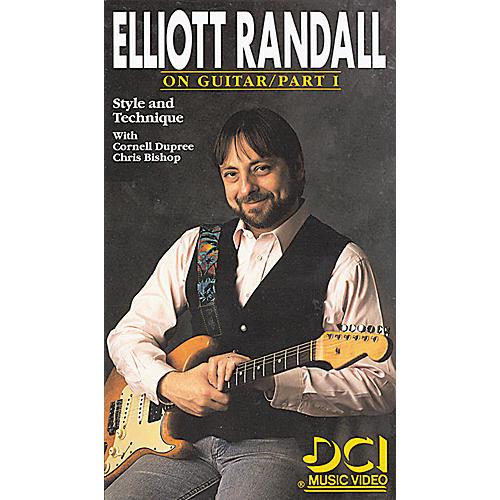 Alfred Elliott Randall On Guitar, Part 1 Video-thumbnail