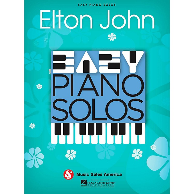Music SalesElton John - Easy Piano Solos Series