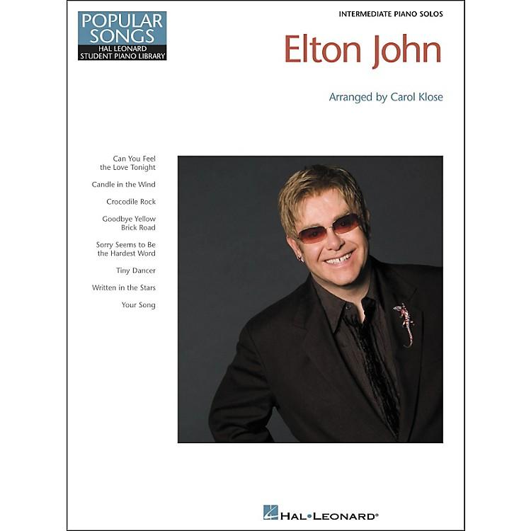 Hal LeonardElton John - Hal Leonard Student Piano Library Popular Songs Series by Carol Klose