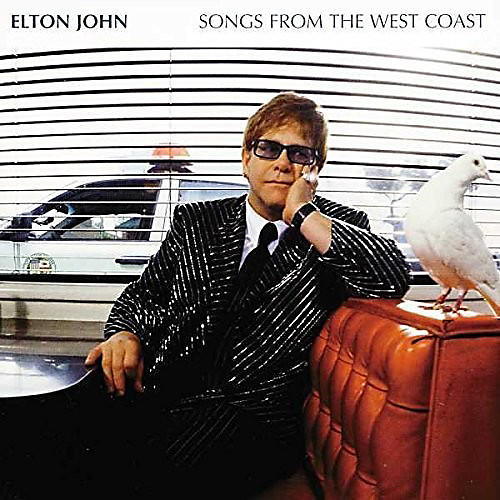 Alliance Elton John - Songs From The West Coast