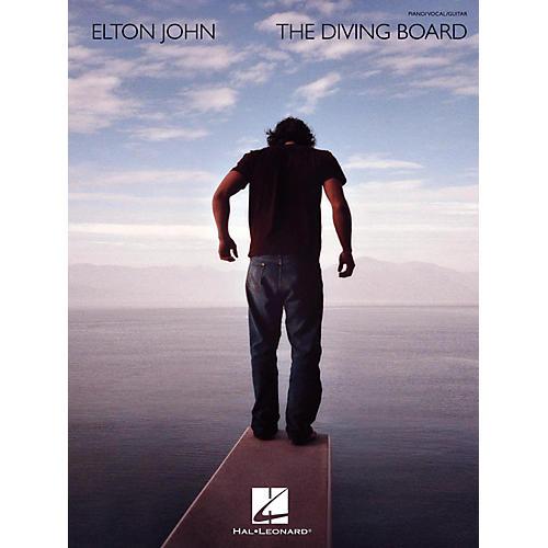 Hal Leonard Elton John - The Diving Board for Piano/Vocal/Guitar