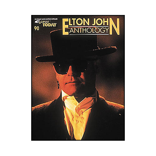 Hal Leonard Elton John Anthology E-Z Play 90