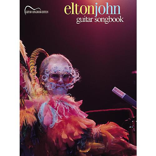 Alfred Elton John Guitar Songbook