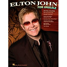 Hal Leonard Elton John for Ukulele